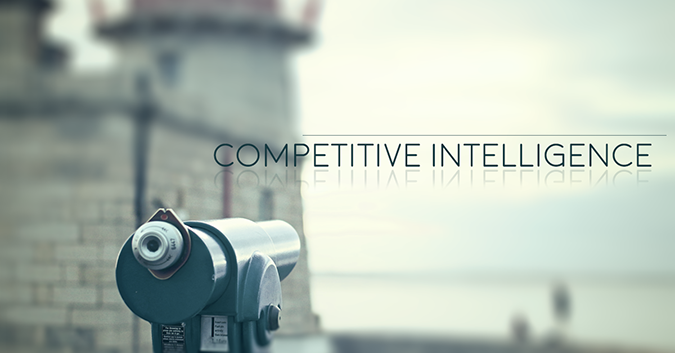 create competitive intelligence