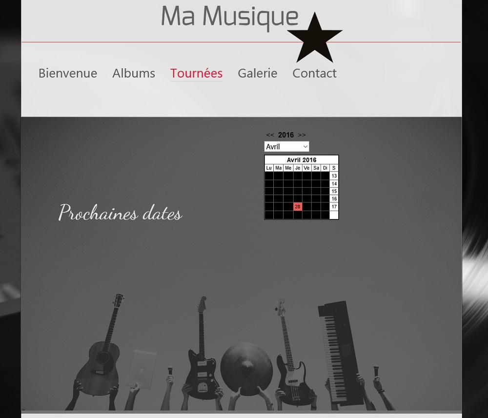 Faites connaître votre musique sur votre site