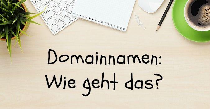 Lebenszyklus einer Domain