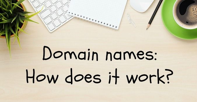 Lifecycle of a domain name
