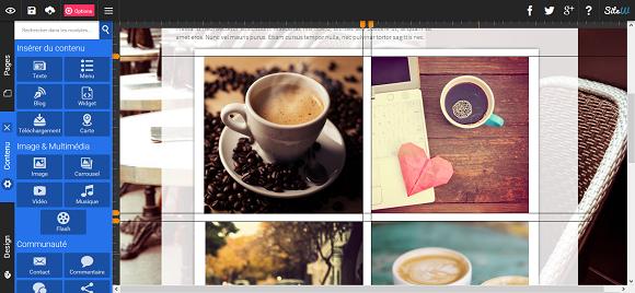 créer un site, outil Règles et Guides
