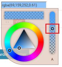 outil sélection de couleurs pour le design de mon site internet