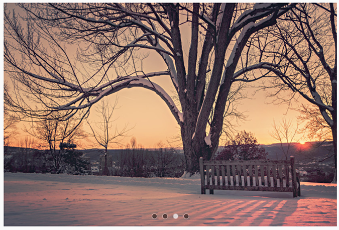 add a beautiful slider to my website