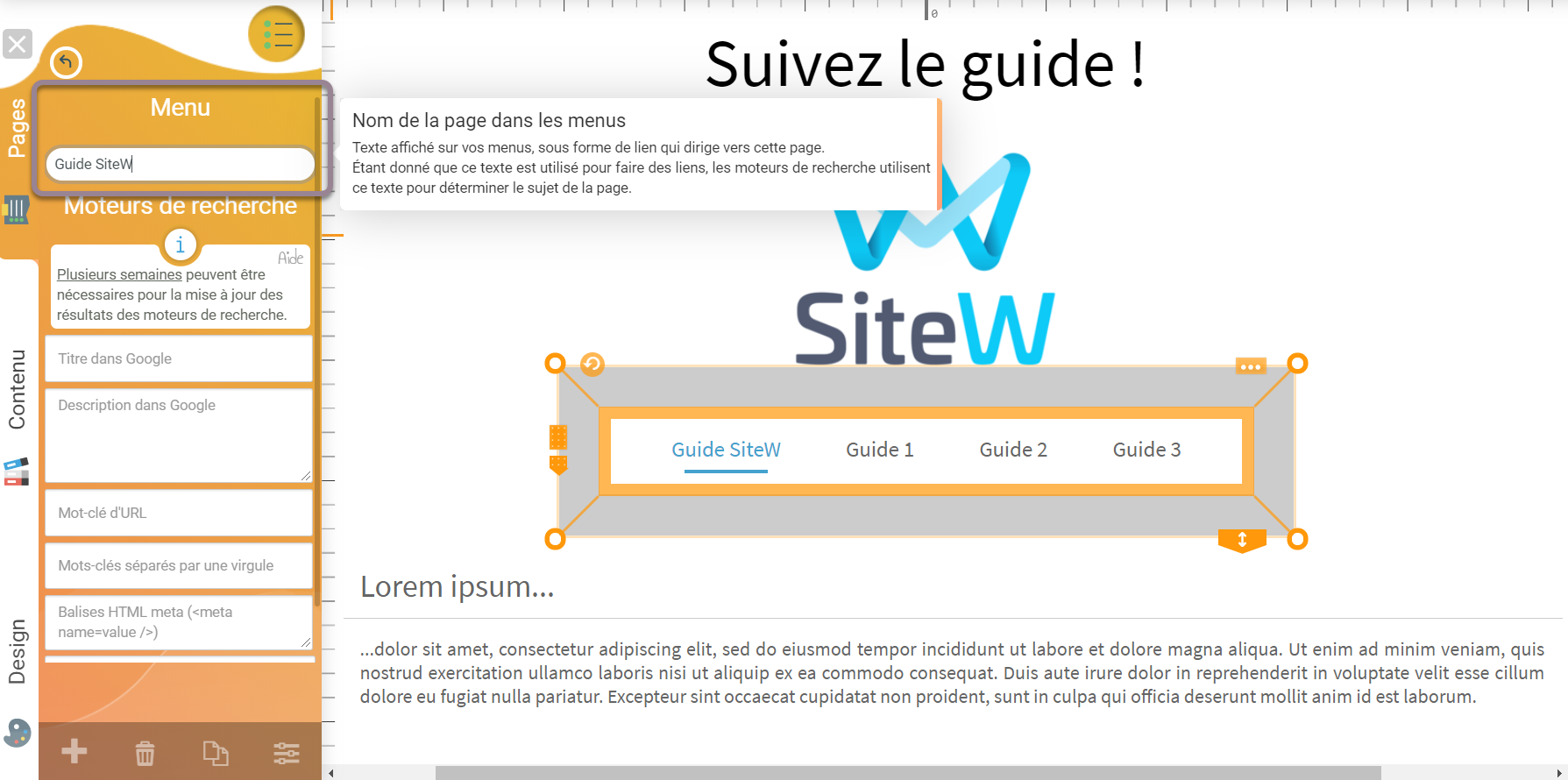 Faire un site internet professionnel