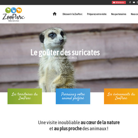 Formation créer un site web