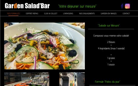 Site exemple www.garden.com