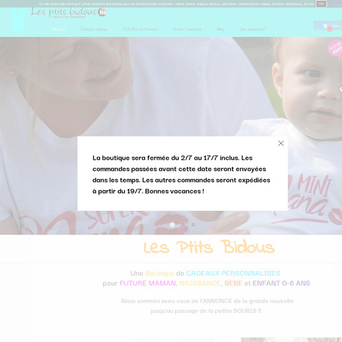 How to create website using php
