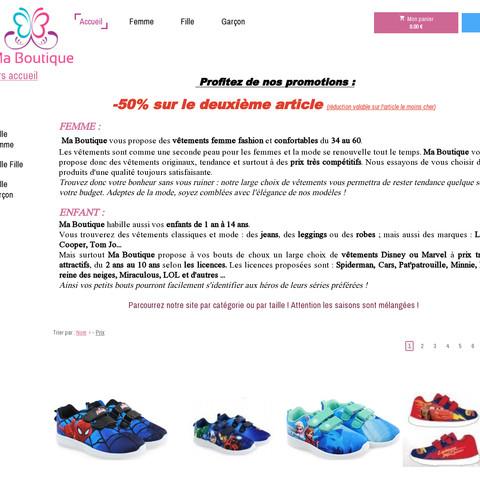 Website erstellen preise