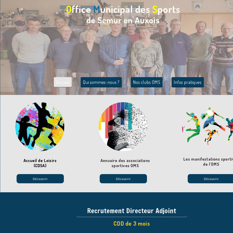 Créer mon site gratuit