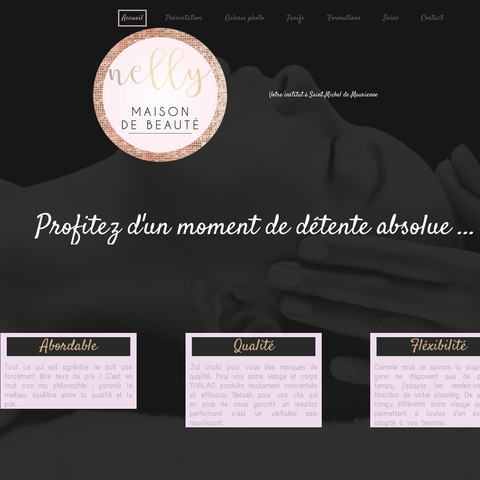 Create banner for website