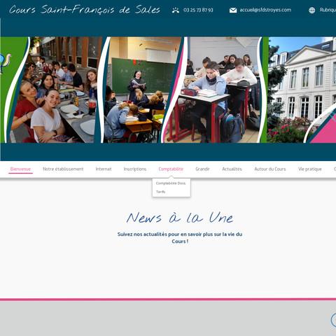 Website baukasten