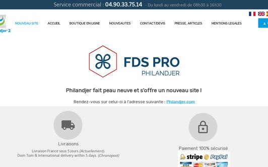 Ejemplo de sitio web FUITE PISCINE - DÉTECTEUR POUR PROFESSIONNELS ET POUR LES PARTICULIERS