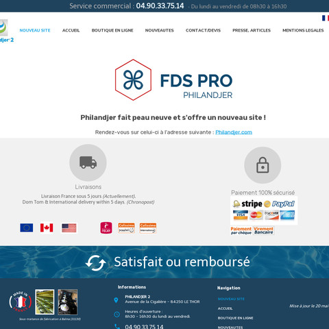 Faire un site internet
