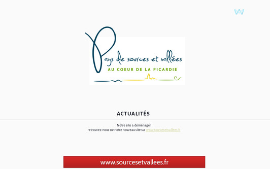 Site exemple payssourcesetvallees