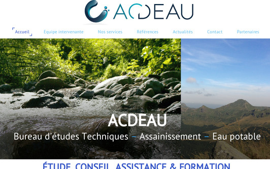 Site exemple ACDEAU