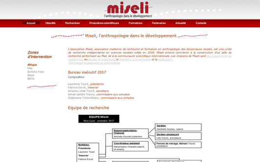 Site exemple miseli-mali