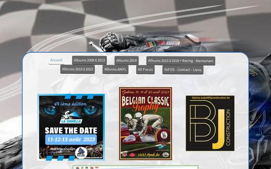 Ejemplo de sitio web kick47 - Photos-Motos