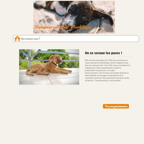 Site internet gratuit