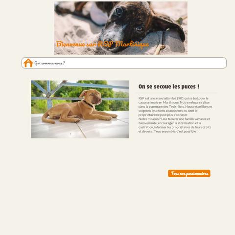Sitio web gratis