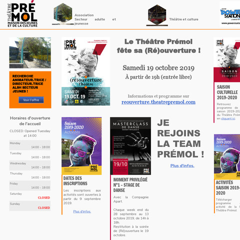 A website