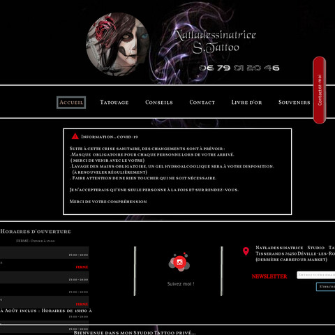 Site pour créer un site web