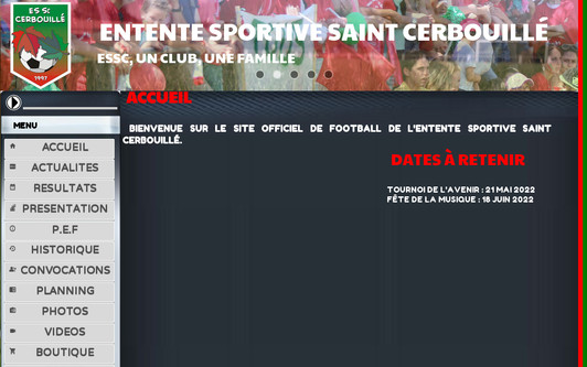 Site exemple stcerbouille