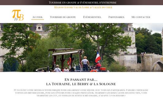 Ejemplo de sitio web py-to-b