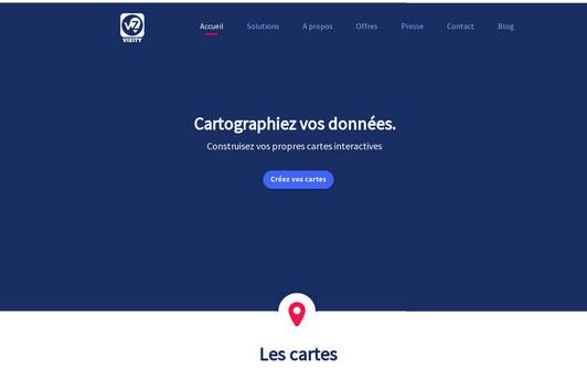 Site exemple Vizity