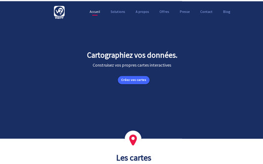 Site exemple Vizity
