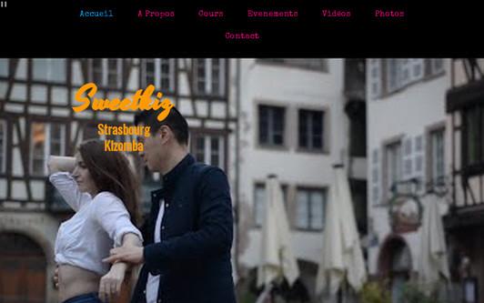 Site exemple Strasbourg Kizomba