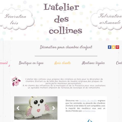 Create banner for website
