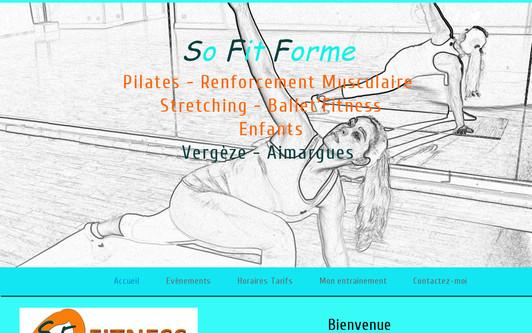 Ejemplo de sitio web sofitforme