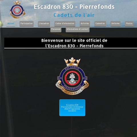 Site web pas cher