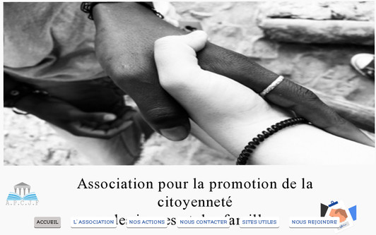 Site exemple APCJF