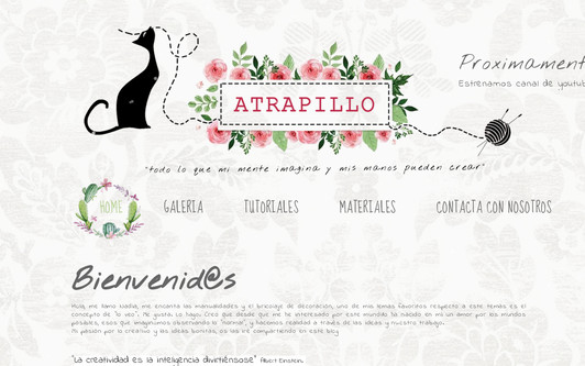 Site exemple ATRAPILLO