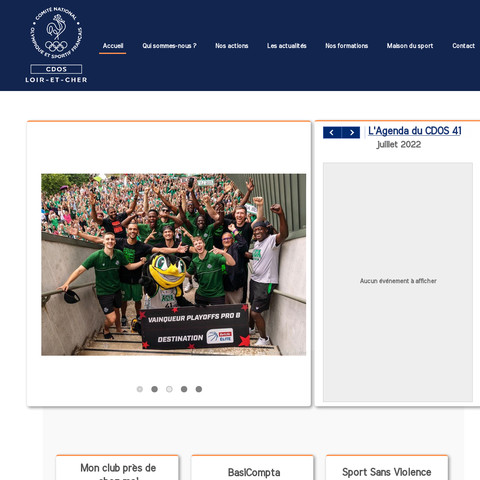 Create slideshow for website