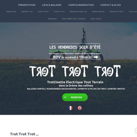 Cré un site