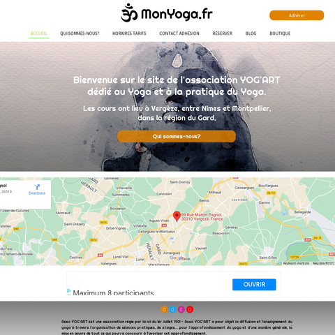 Homepagebaukasten
