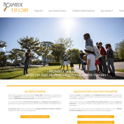 Cr2er un site internet