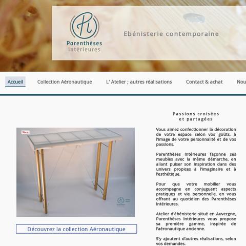 Cr2er un site internet